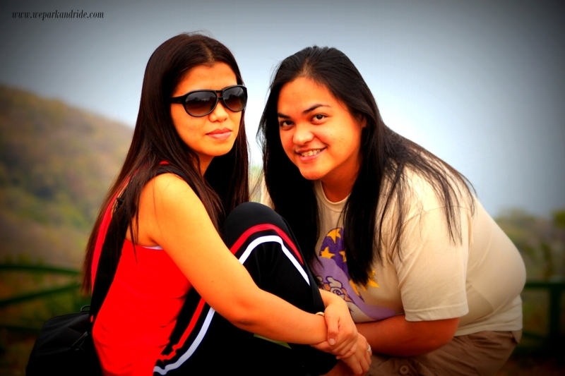 With my good friend, Jhunnie. Post-edited a photo taken by Peter Traña. February 28, 2010
