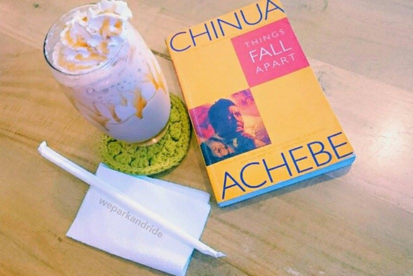 This Chinua Achebe book was an instant throwback moment. It was an assigned reading back in college.